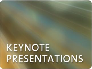 Fiona Cosgrove KeyNote Presentations