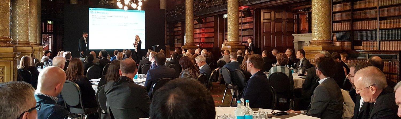 MACN members at the 2018 Fall meeting in London.