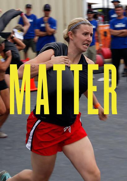 Caity Matter