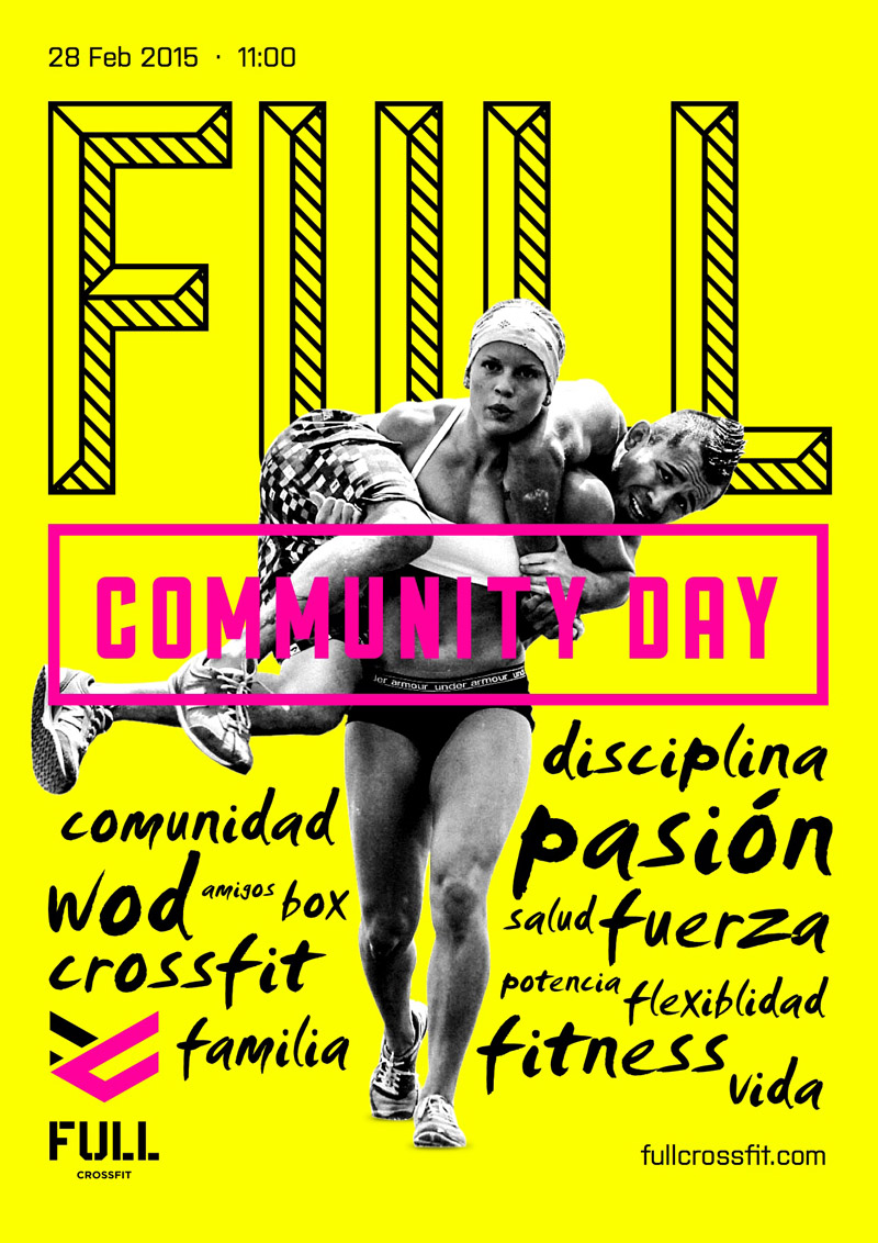 Full CrossFit - Community Day