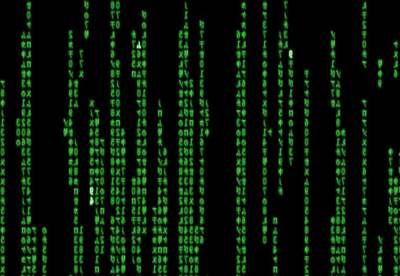 Fear made me look at a text command line like it looked like this