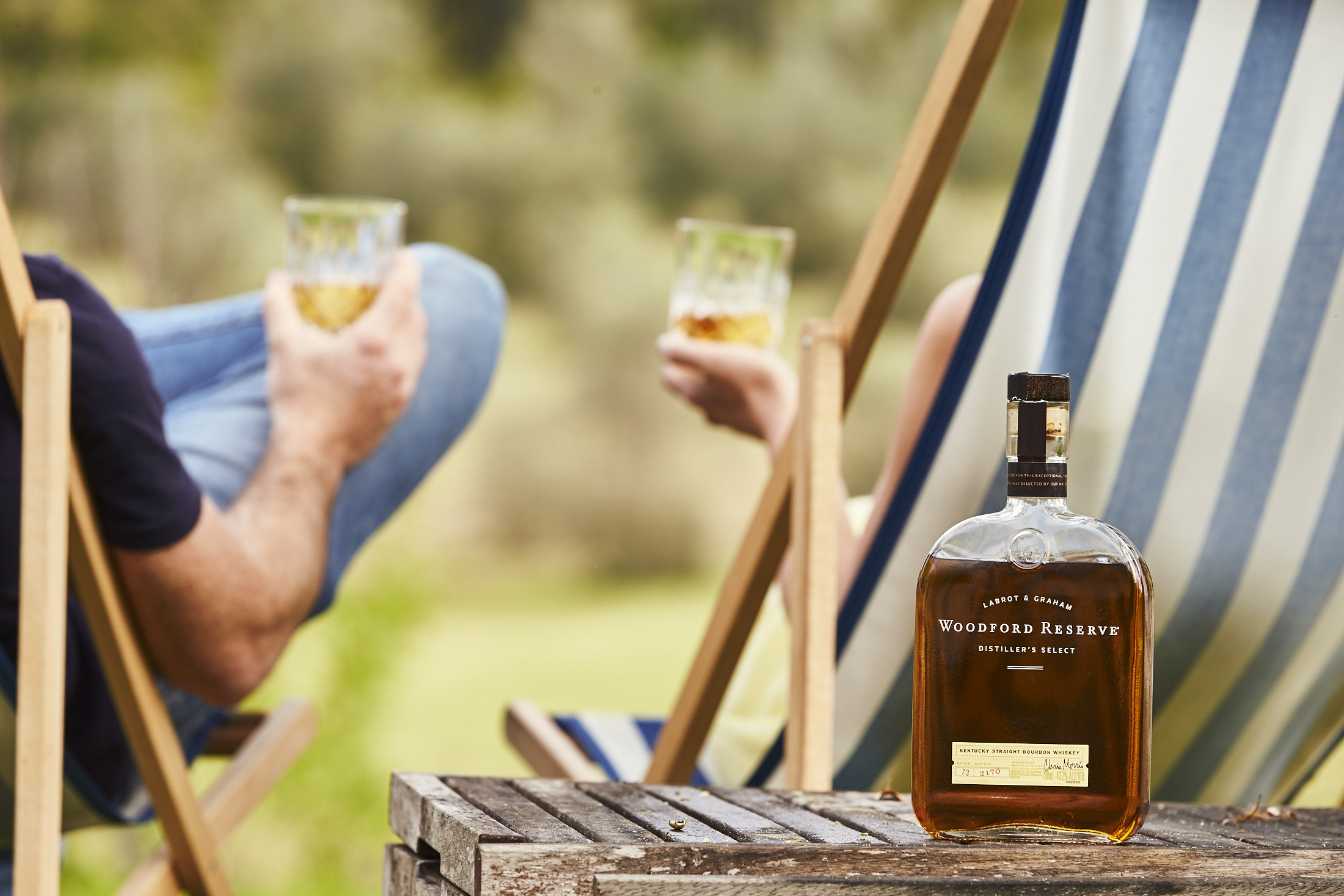 BROWN FORMAN / WOODFORD RESERVE