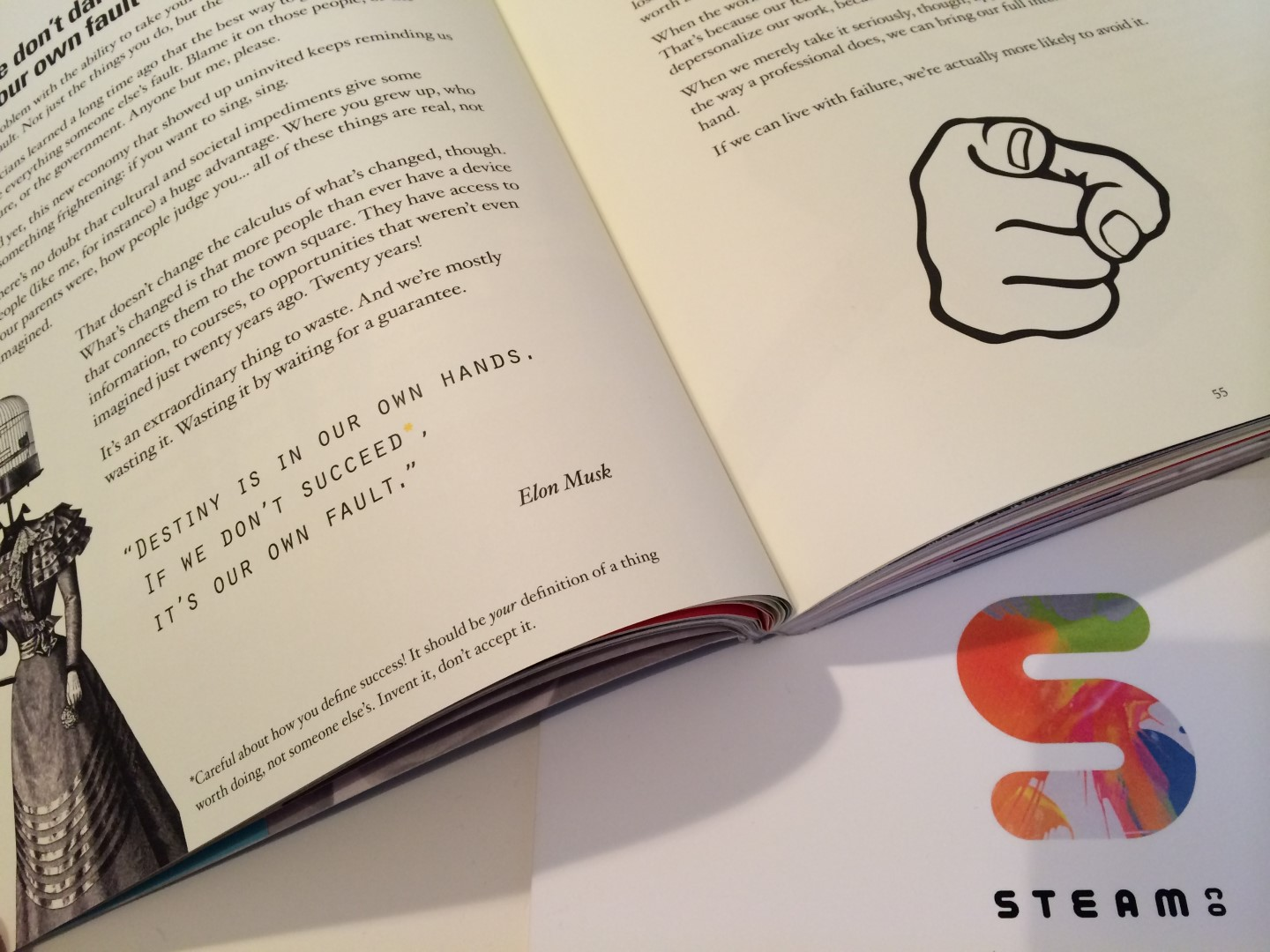 Seth Godin Its your turn book and STEAM Co  (4) (Large).jpg
