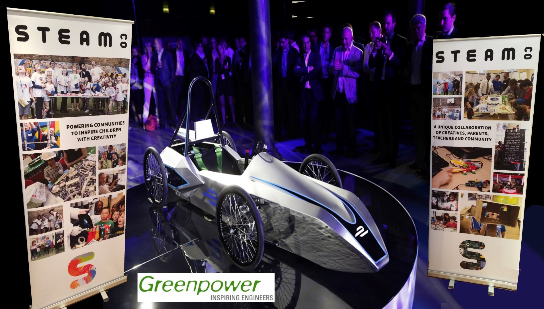 STEAM Co Greenpower Formula-e car for EL2014 (Large).jpg