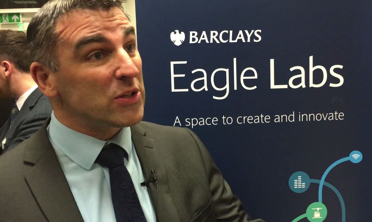 """""""In this digital world... it's all about people""""   Dave Shepherd Barclays"""