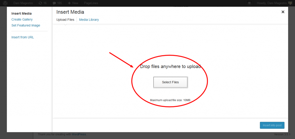 How to add social media buttons to wordpress