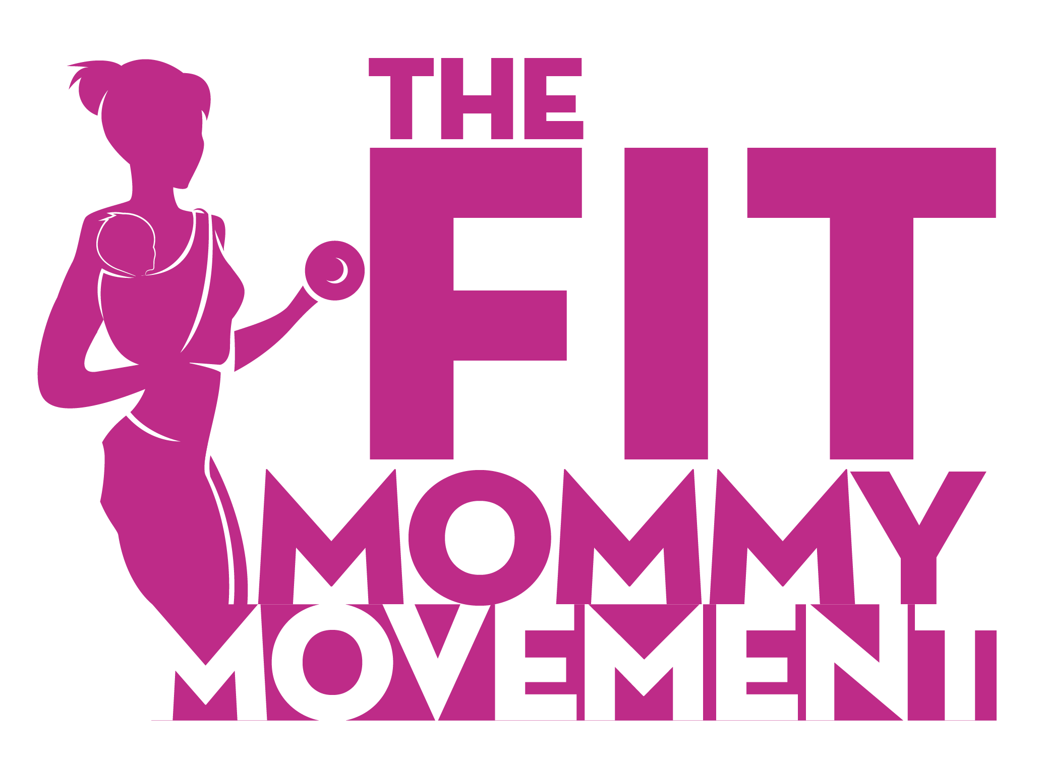 The Fit Mommy Movement - Logo