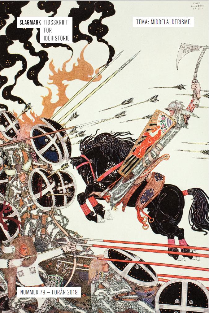 (Kay Rasmus Nielsen:  The Lad in the Battle  (fra bogen  East of the Sun & West of the Moon , New York: G.H. Doran Company, 1922). Gengivet med tilladelse fra Knopf Doubleday Publishing Group)