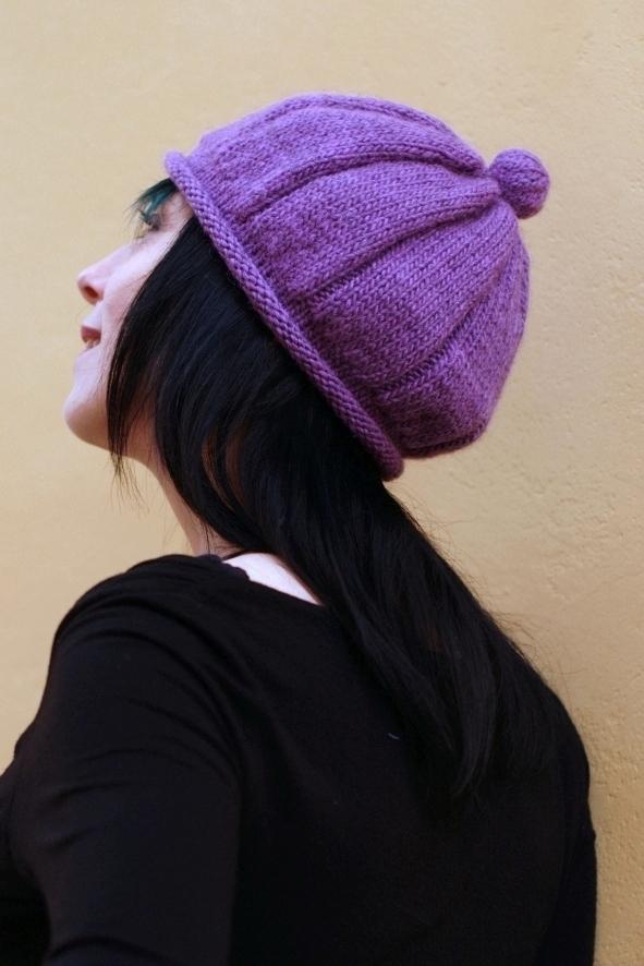 Bobba Hat knitting pattern