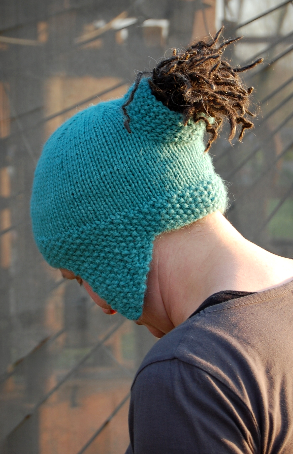 Igloo chullo Hat knitting pattern