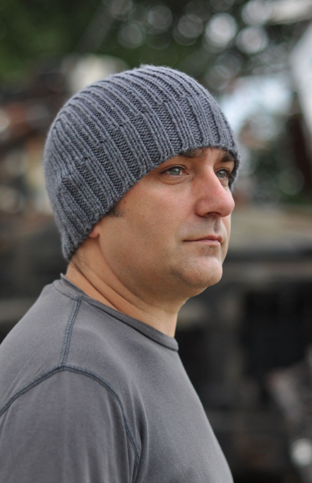 Ledger Beanie kniting pattern