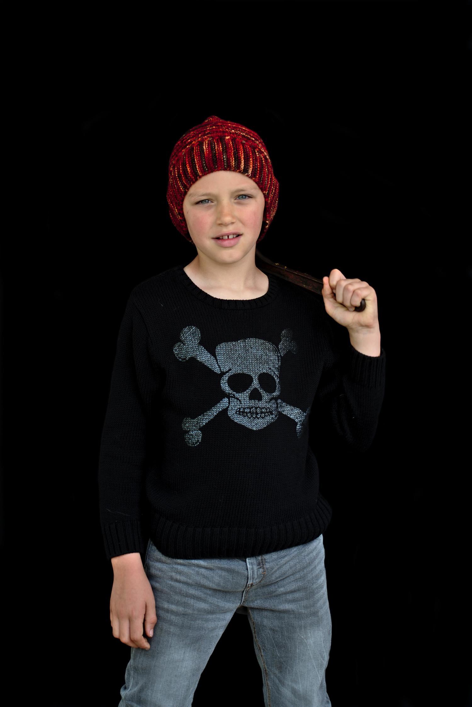 Swinton helmet Hat knitting pattern