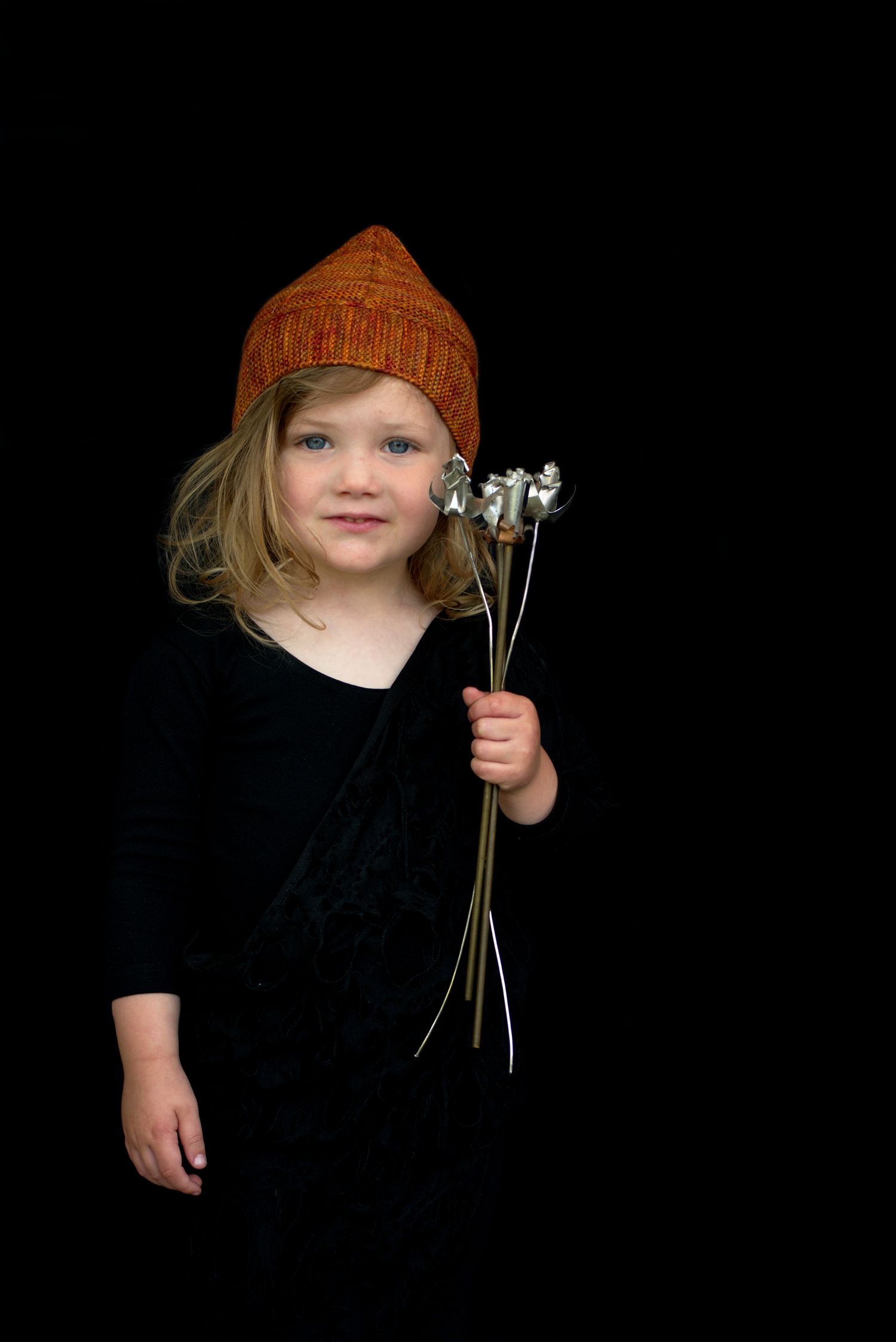 Hadleigh pixie Hat knitting pattern