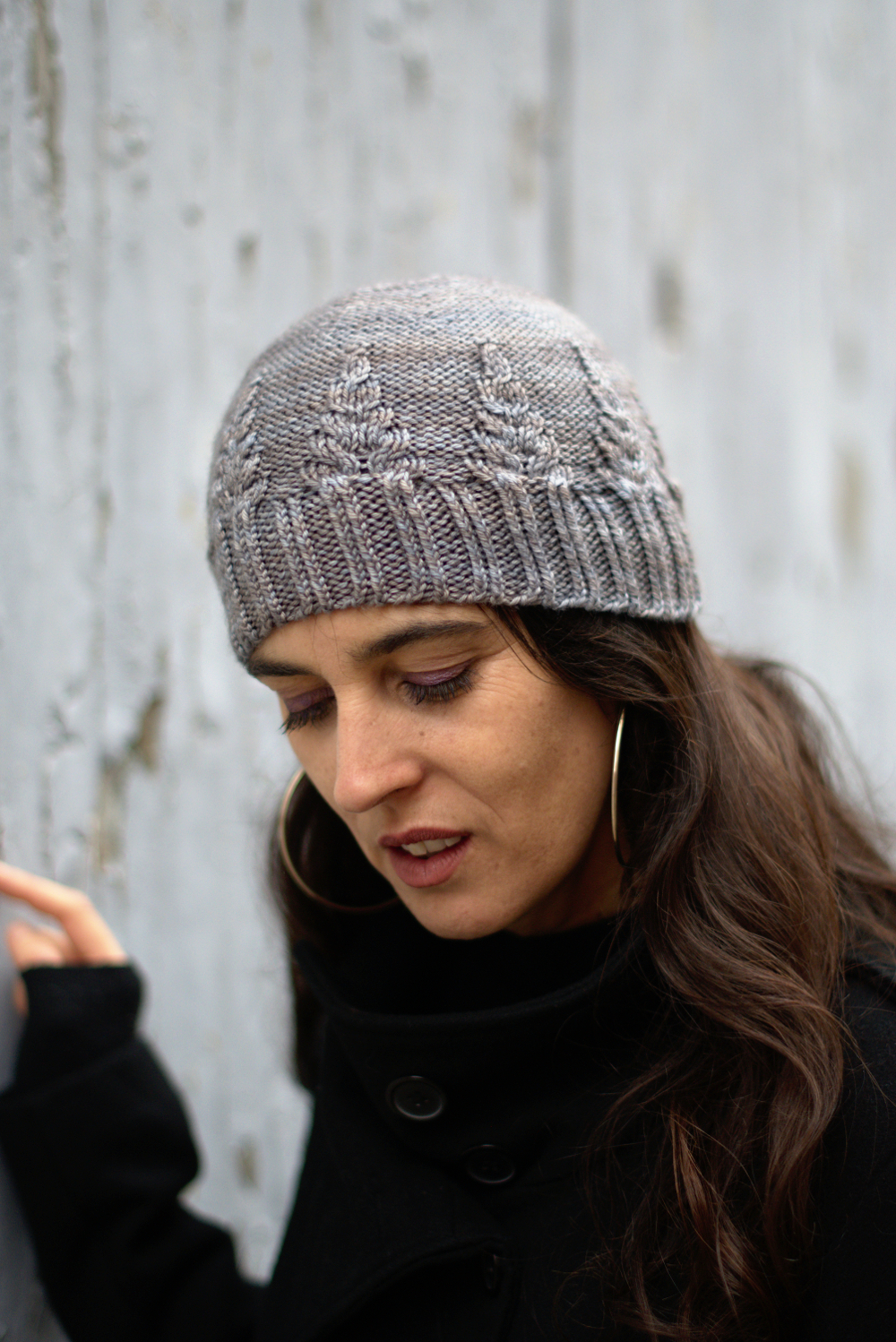 Armley Beanie, front view