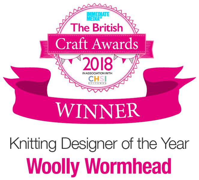 British Craft Awards - Knit Designer of the Year 2018