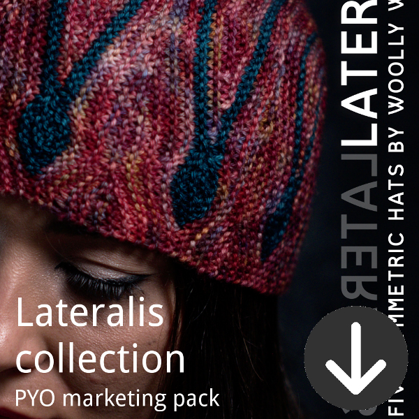 Lateralis marketing pack for indie dyers