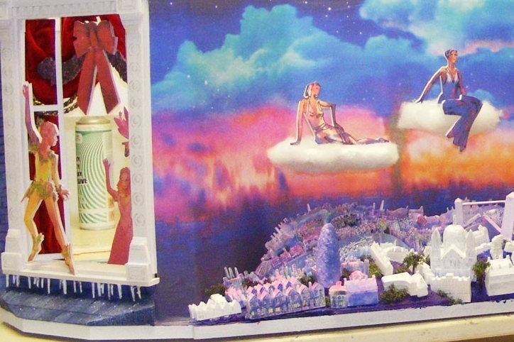 Propability-_-Window-Display-_-Scenic-Painting-_-Model-Making-_-Dressing_--and-Design_-Manufacture-and-Installation-_-Peter-Pan-Harrods-_-Window-backdrop-_-scenic-painting