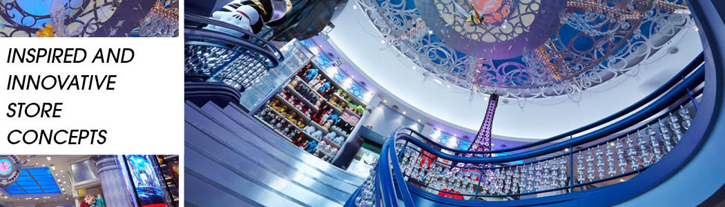 Propability /Visual Display Solutions Design & Manufacture & Installation STORE DEVELOPMENT