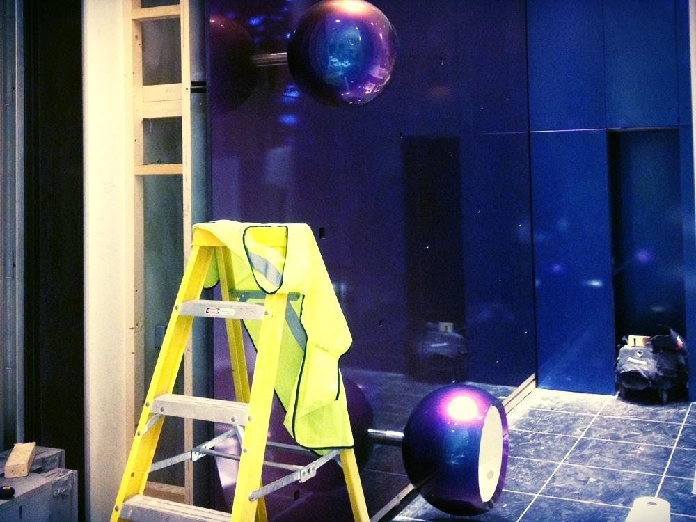 Propability / Events & Promotions/ Design / Sculpts / Installation / Design/ Manufacture / Louis Vuitton / selfridges