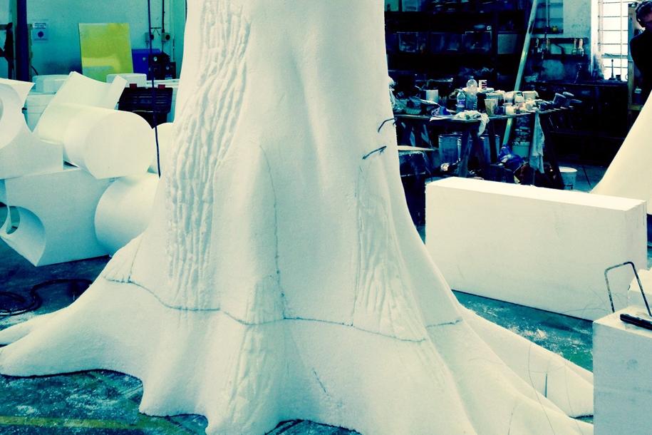 Props & Sculpts, Fenwicks, Autumn Window Displays, Fenwick Bond Street, Retail Design, VM, Visual Merchandising