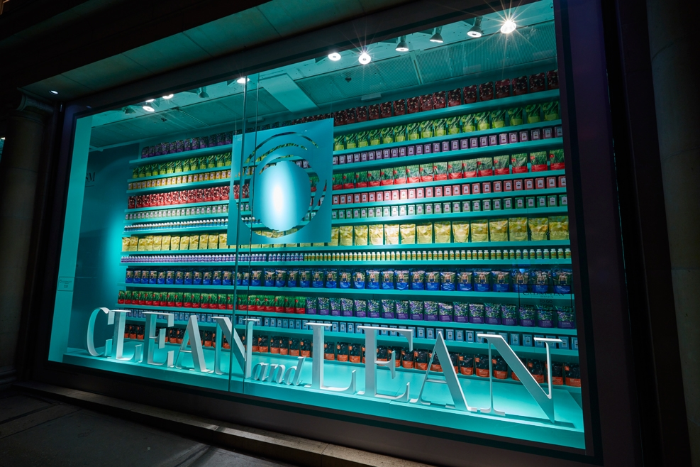 Fenwick-Bond-Street-Fashion-Store,-Clean-&-Lean,-Nutritional-Supplements,-Window-Display,-Props-&-Sculpts-1.jpg