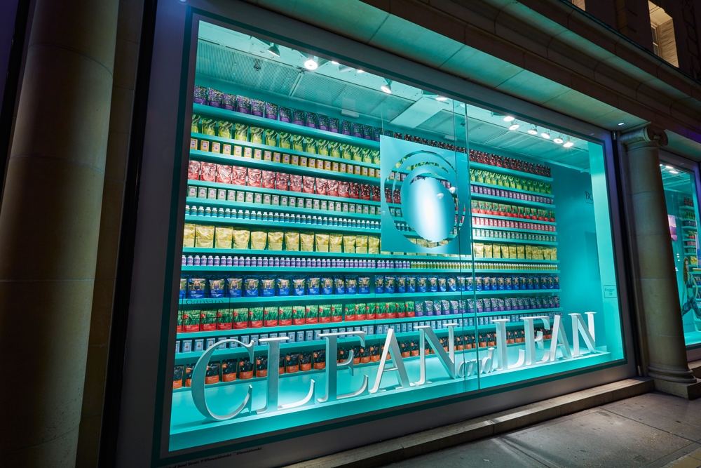 Fenwick-Bond-Street-Fashion-Store,-Clean-&-Lean,-Nutritional-Supplements,-Window-Display,-Props-&-Sculpts-2.jpg