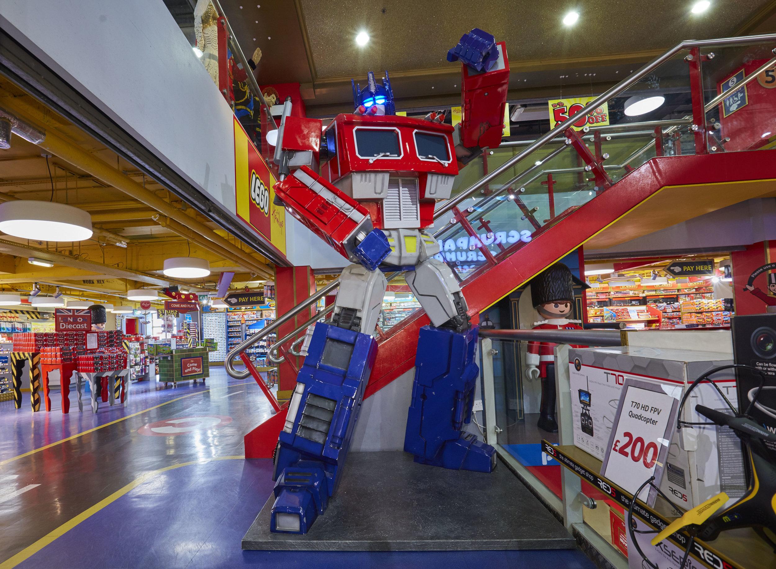 Propability, Hamleys, Transformers, The Last Knight, Optimus Prime, Prop.jpg