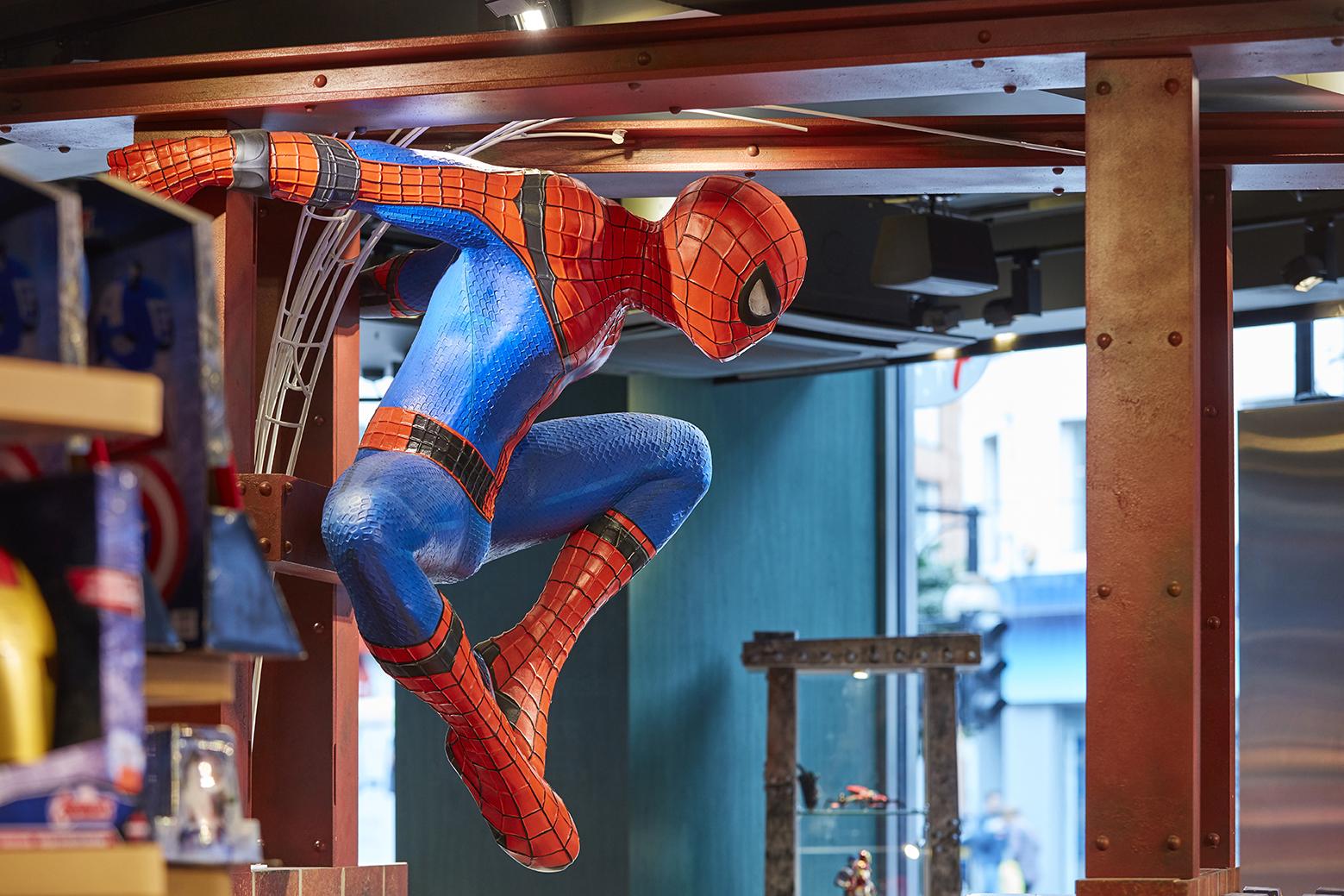 Propability, Disney Store, SpiderMan, Spiderman Homecoming, Prop.jpg