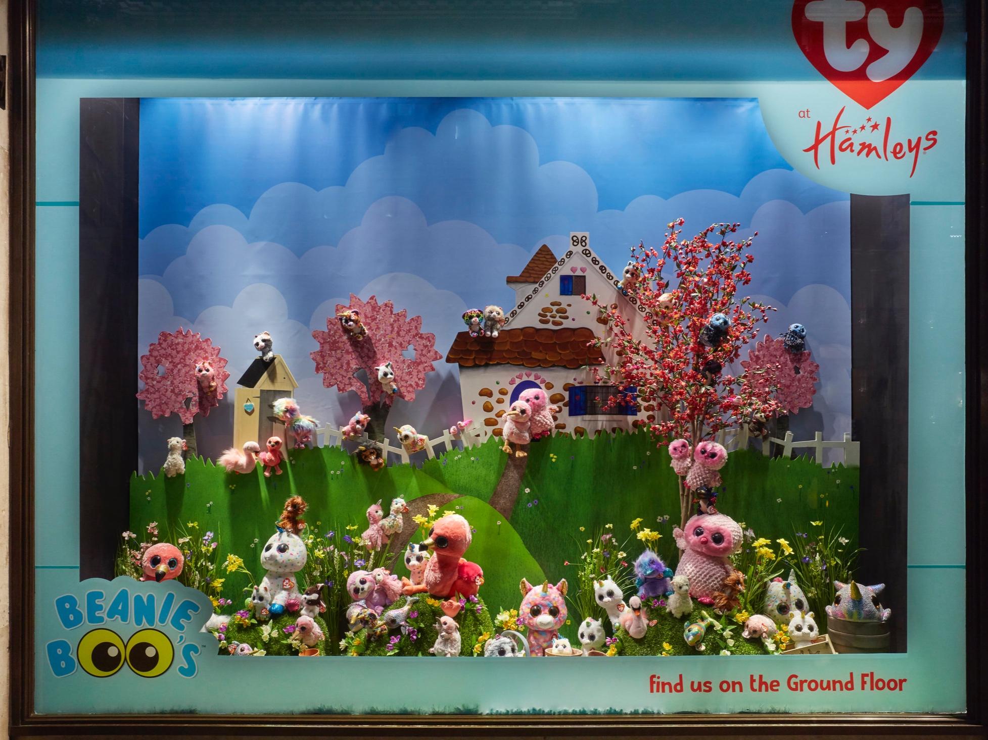 Ty, Hamleys, Propability, Foourish, Blossom and Flowers .jpg