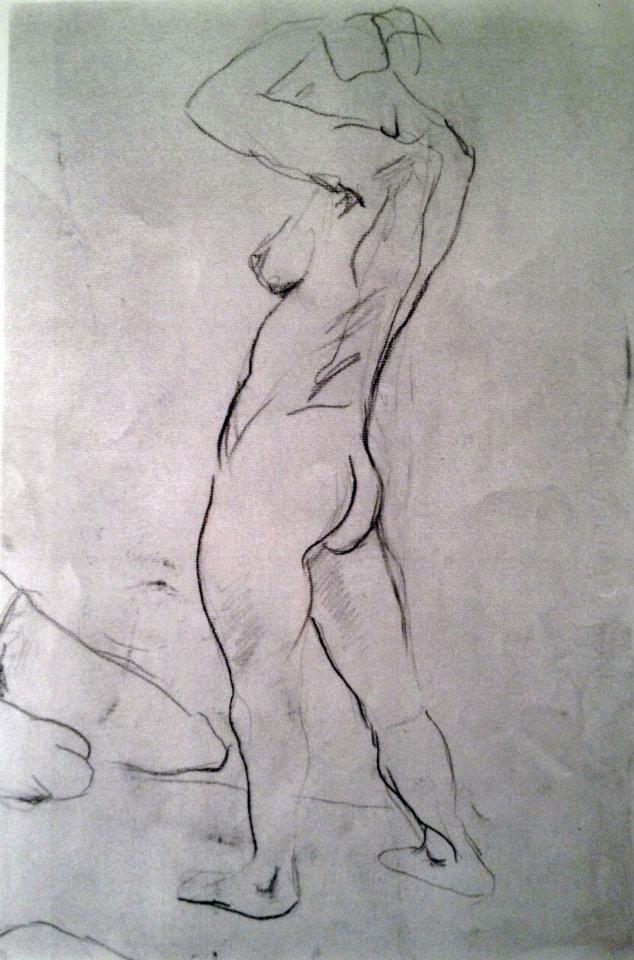 Dancing Female 2
