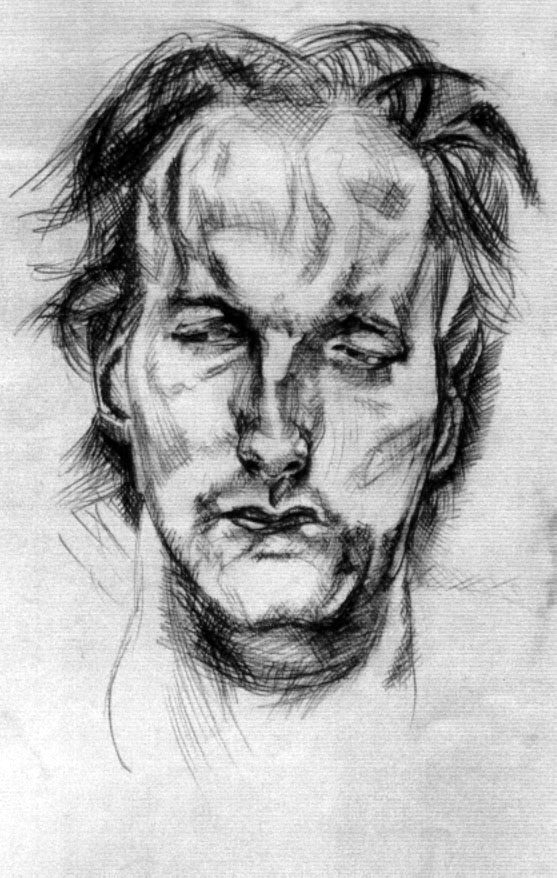 Head of a Man (After Freud)