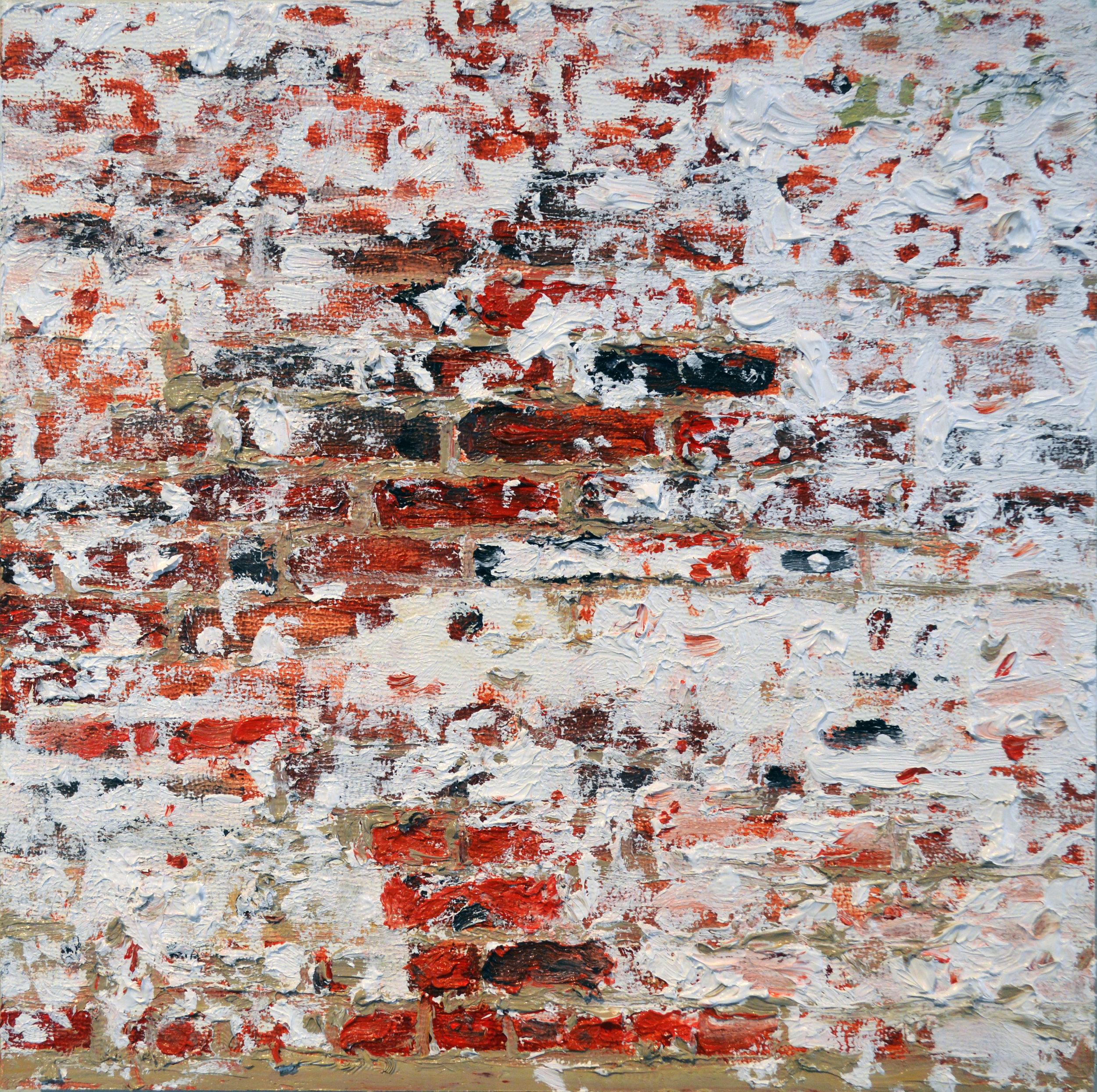 An Old Brick Wall