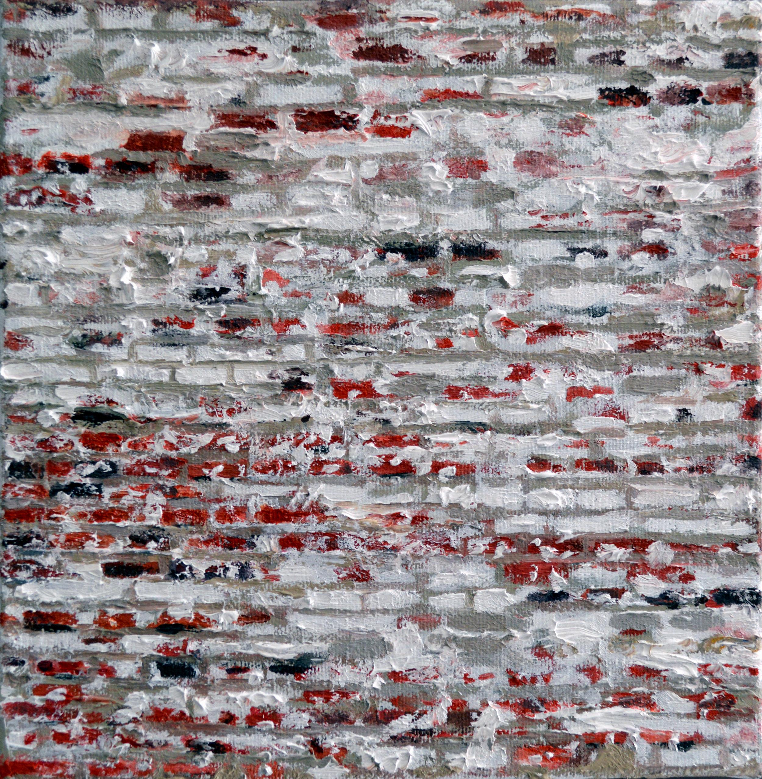 An Old Brick Wall #2