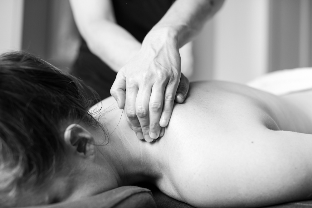 Massage therapist Ashburton Devon