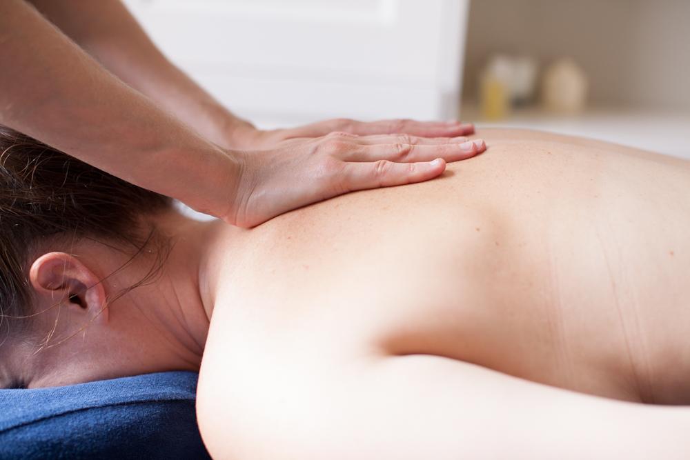 Holistic massage