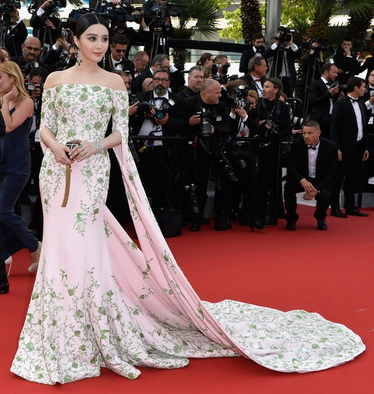 Fan Bingbing in Ralph & Russo Couture