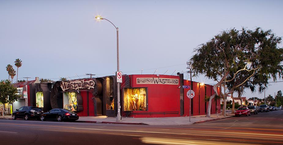 7428 Melrose Ave, Los Angeles, CA 90046