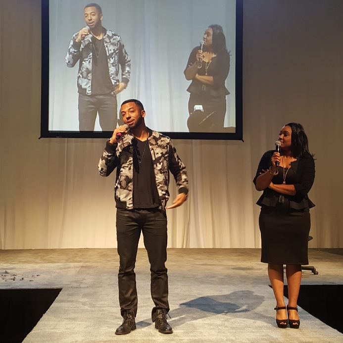 """BET's """" Lets Stay Together"""" Star Christian Keyes"""