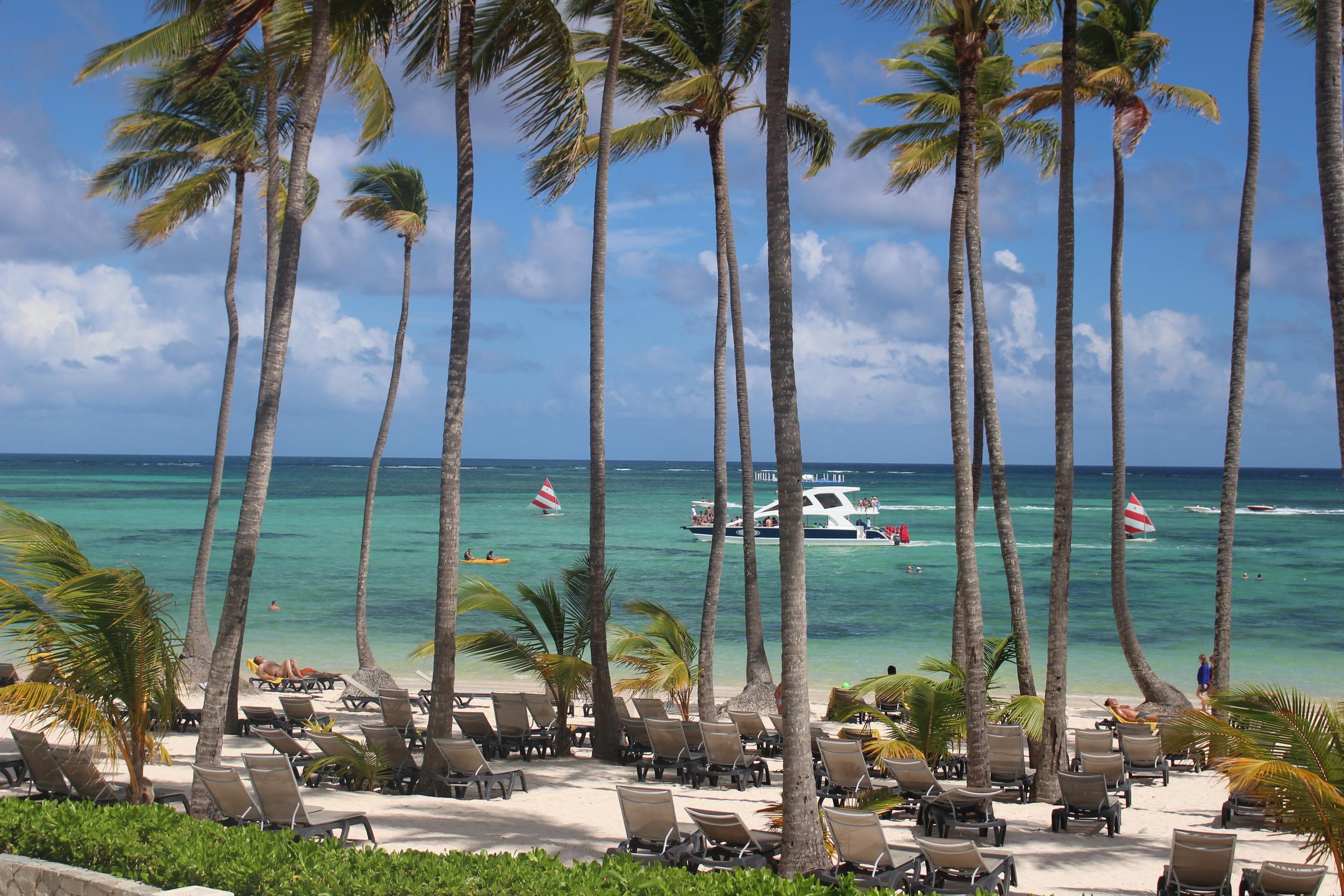 Barceló Bávaro Beach Resort, Dominican Republic. by Nneya Richards