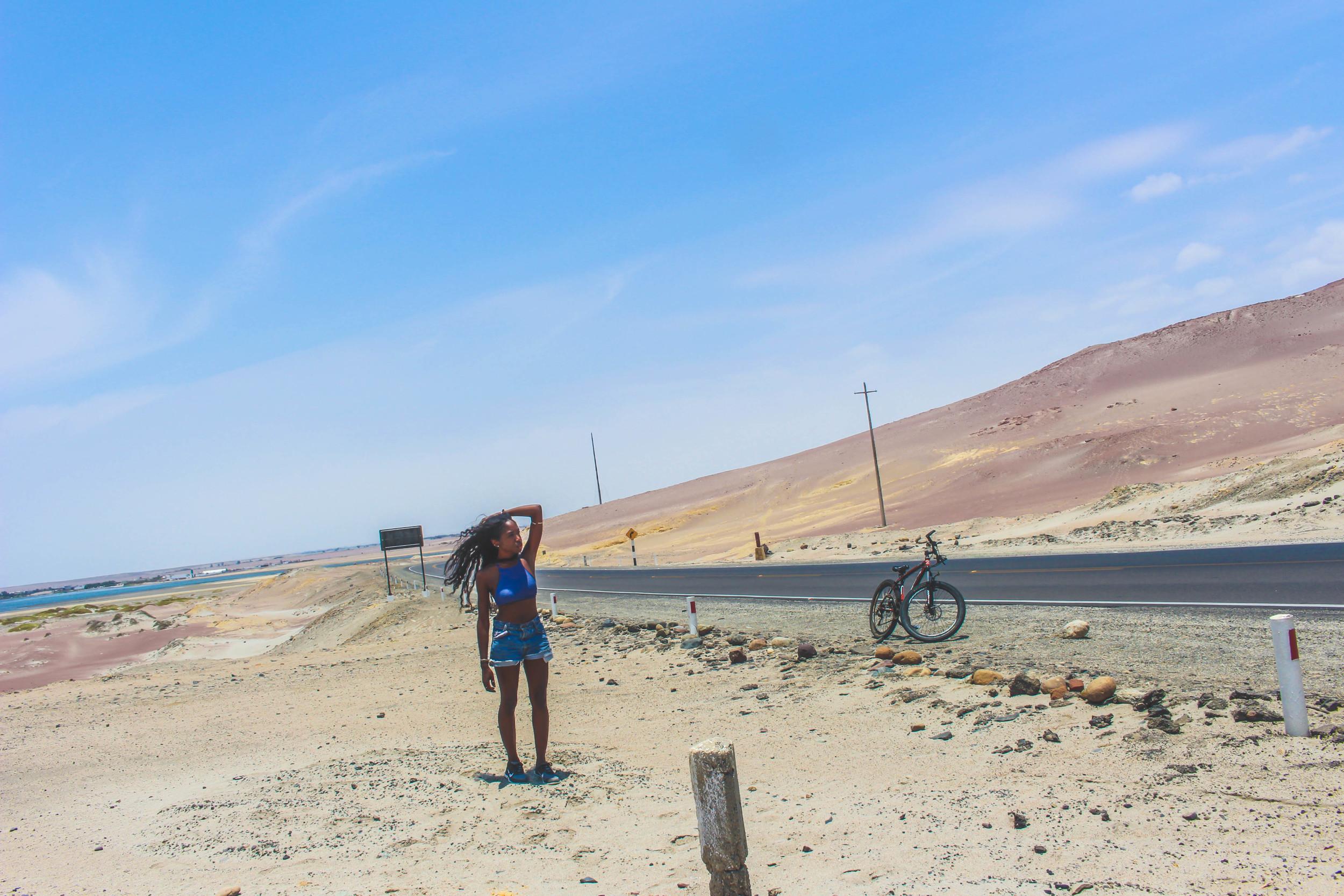 Paracas, Peru by Nneya Richards