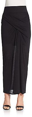 Helmut Lang Maxi Skirt , $99