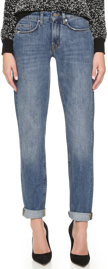 Victoria Beckham Boyfriend Jeans , $255
