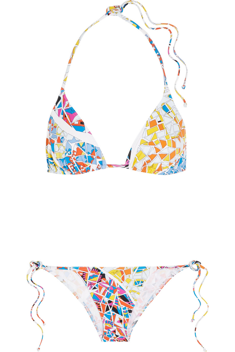 Emilio Pucci  string bikini, $263