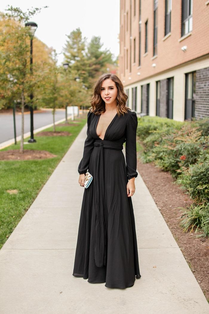 rent the runway. jill jill stuart dress. black tie wedding. beaded clutch. anthropologie clutch. a viza style. dc. blogger. wedding style  11.jpg