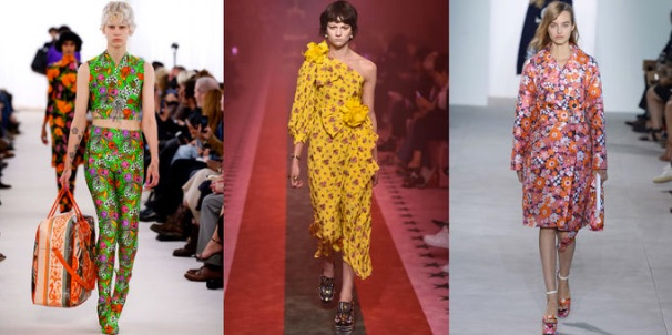 S/S 2017: Balenciaga, Gucci, Michael Kors Collection