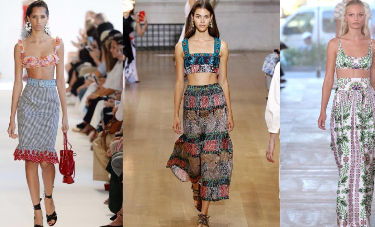 S/S 2017: Giambattista Valli, John Galliano, Dolce & Gabbana