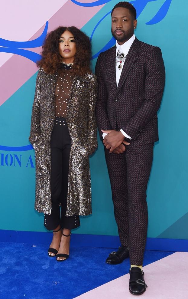Gabrielle Union & Dwayne Wade