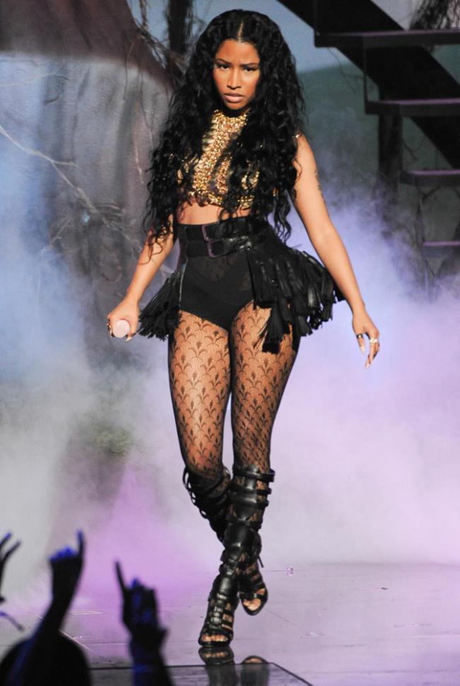 Nicki Minaj circa 2014