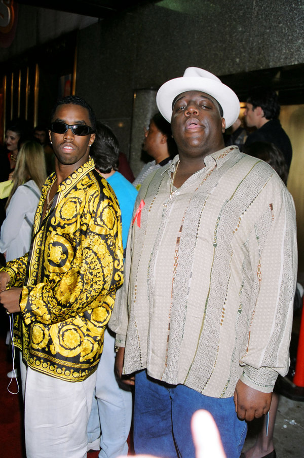 Puff Daddy and The Notorious B.I.G. 1995