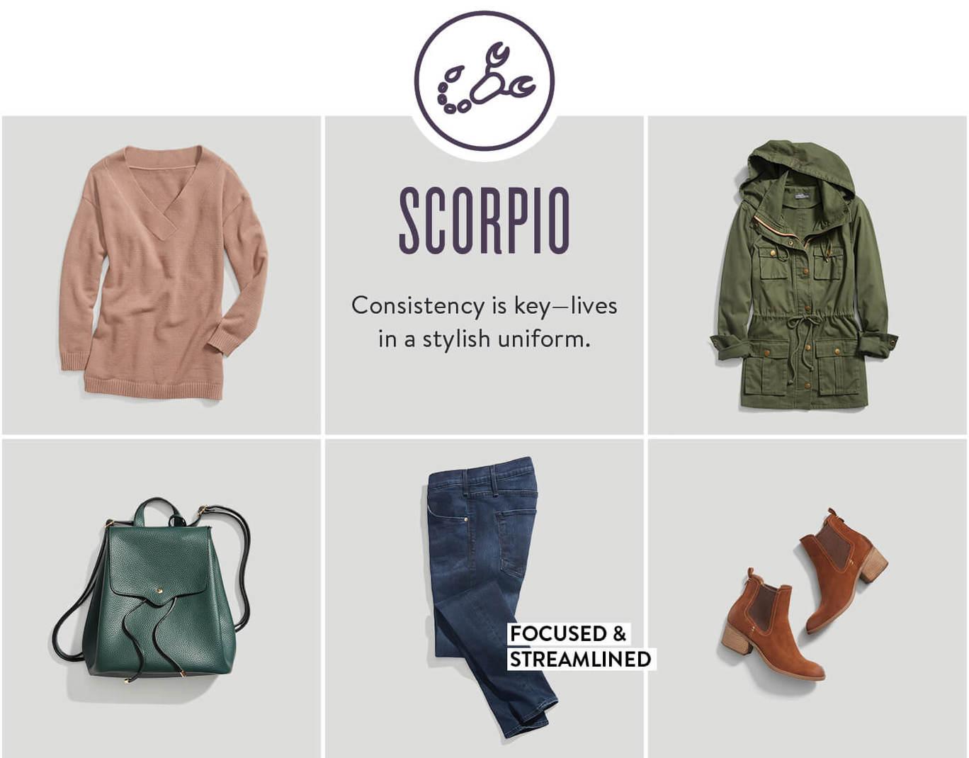 Scorpio: